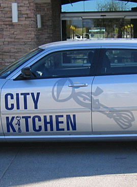 City Kitchen Franchising Santa Monica - Catering Fine Foods ...