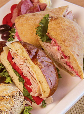 City Kitchen Cafe Santa Monica - Catering Fine Foods - Exquisite ...